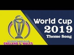 Cricket world cup 2019 theme song video download